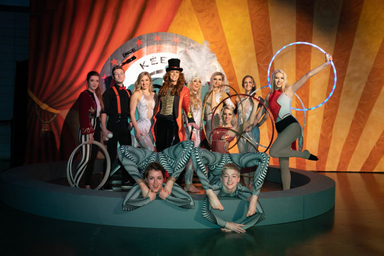 A Real-Life Circus With an Honest Message About Content