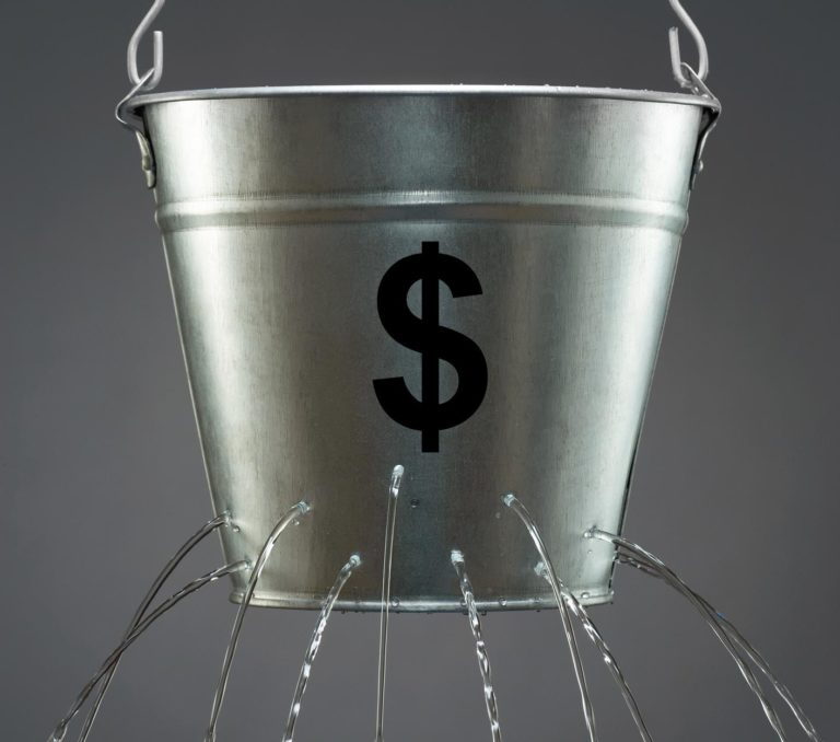 Plugging The Holes In Your Money Bucket