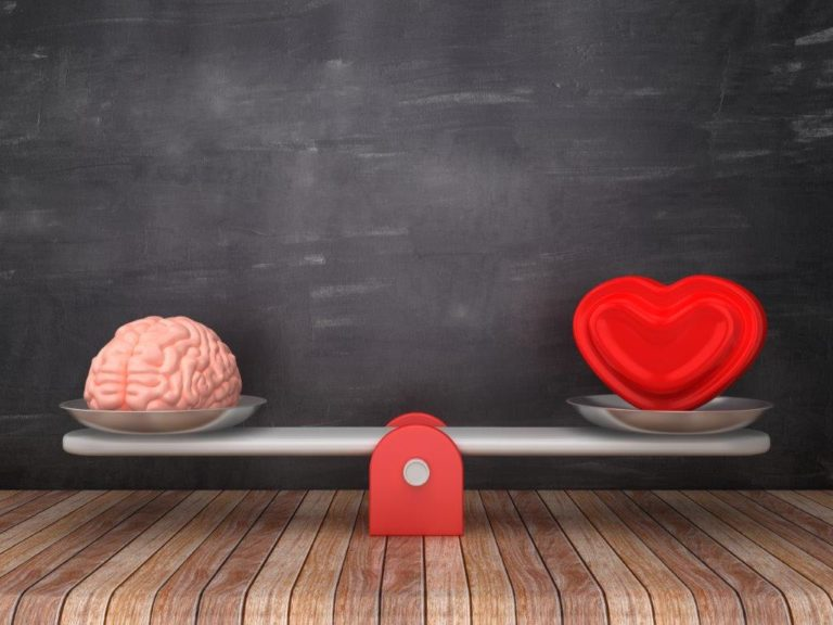 When To Use Your HEAD, Not Your Heart