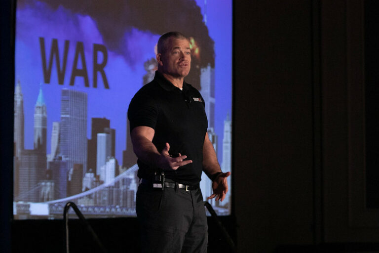 The 4 Principles Of Combat (And Business) Leadership From Navy Seal Jocko Willink