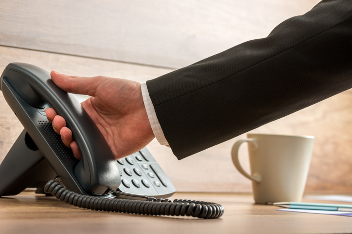 A Great 20-Minute Phone Call Is The Difference Between A New Client And A Dead Lead
