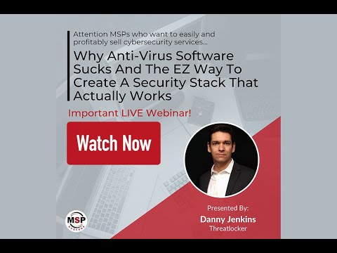Why Anti-Virus Software Sucks And The EZ Way To Create A Security Stack That Actually Works